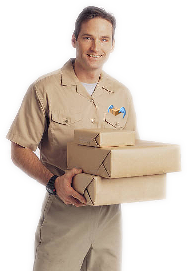 Get a price to deliver your parcels